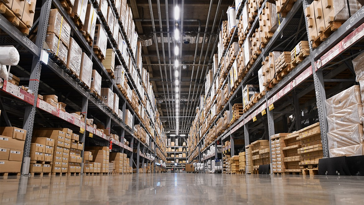 With 15,000 Kinds of Products in Our Istanbul Warehouse, We Are Always by Your Side