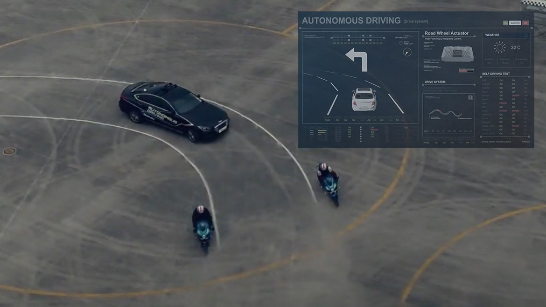 Made by Mando: Advanced Smart Cruise Control