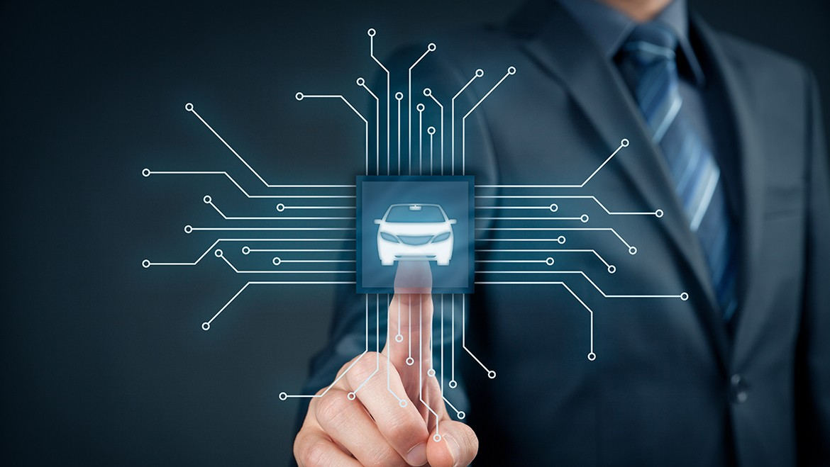 The Age of IoT Begins in the Automotive Industry