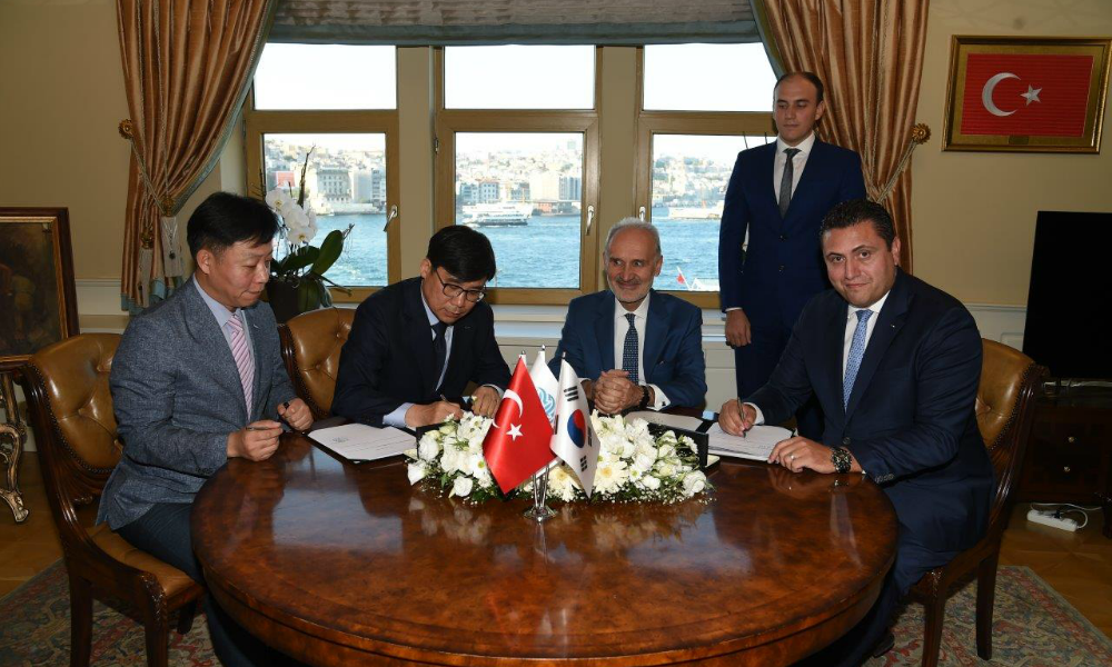 High investments from the Halla Group to Turkey