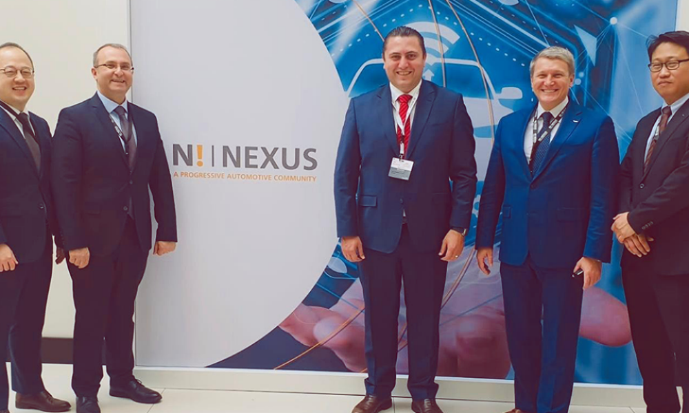 We as Mando Aftermarket participated in the event ''N! Business Forum 2020'